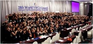 World YWCA Council 20153